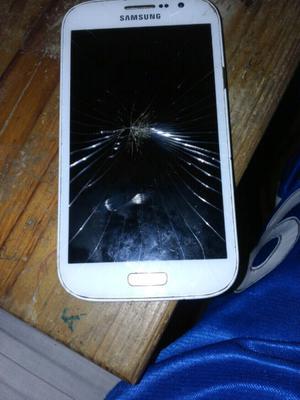 Samsung gran neo plus astillado anda de 10 libre
