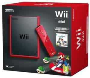 Wii Roja Made In Usa. Todo Original. Mas Juegos, + Infinity