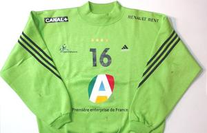Buzo De Handball adidas Seleccion Francia