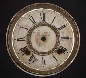 Cuadrante Reloj De Pendulo De Pared
