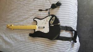 Guitarra Rock Band Original - Xbox 360 Y Pc