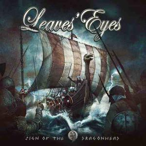 Leaves Eyes - Sign Of The Dragonhead Deluxe 2cd Book