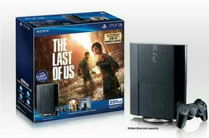 Play Station gb. Edición The Last Of Us. Loc. Quilmes