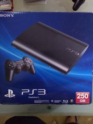 Playstation 3 + Joystick + Juegos