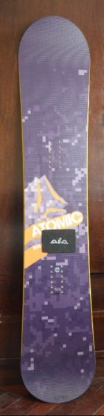 Tabla De Snowboard ATOMIC Aia