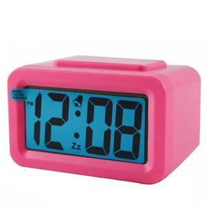 Reloj Despertador Eurotime  Digital Con Luz