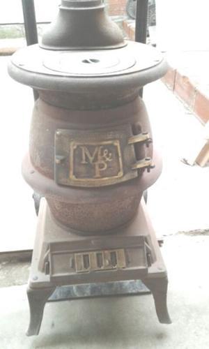 Salamandra M&P vaquera con detalles en bronce