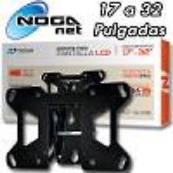 Soporte BASCULANTE TV LCD/LED de 17 a 32 Noganet NGT-SL03B