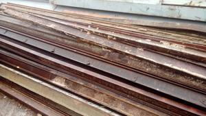 Vendo perfiles IPN de hierro de demolición