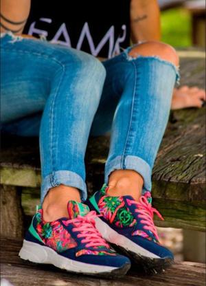 Zapatillas de Mujer Vanua Levu