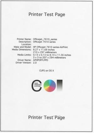 Impresora Hp Officejet  Series A3