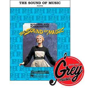 Libro Hal Leonard Hl The Sound Of Music Cd Flauta