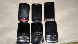Vendo celulares para respuestos