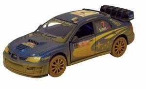 Auto De Colección Subaru Impreza Wrc  Muddy