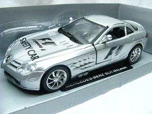 Auto Mercedes Benz Slr Mclaren Safety Car F1 Esc 1:32 Metal