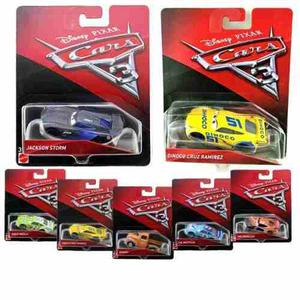 Autos Cars3 Disney Pixar Originales Mattel - Metal.