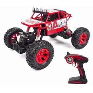 Camioneta A Radio Control Remoto Crawler 4x4 Bateria Usb