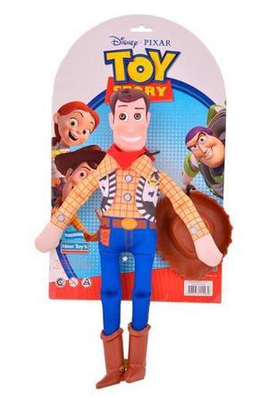 Muñeco Woody Toy Story Con Voces Originales Disney New Toys