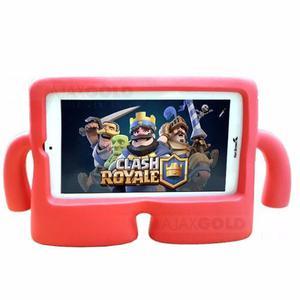 Tablet Kids Para Chicos Android Quadcore Hd + Funda De