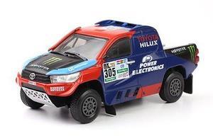 Toyota Hilux V8 Dakar