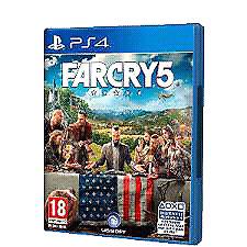 Farcry 5 play 4. Nuevo fisico