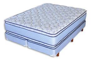 Sommier Y Colchón Piero Venecia Pillow 200x160 Queen Pocket