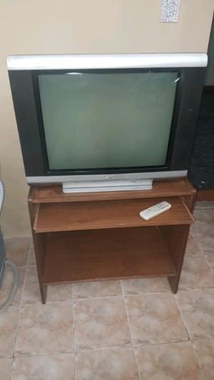 """Tv sanyo 29"""" pantalla plana."""