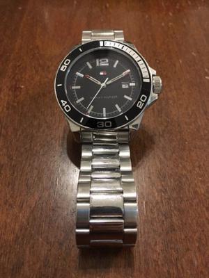 Vendo Reloj Tommy Hilfiger Acero - 3 ATM - Usado
