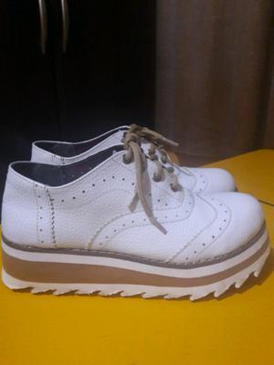 Zapatos plataforma de mujer 37 Poco uso