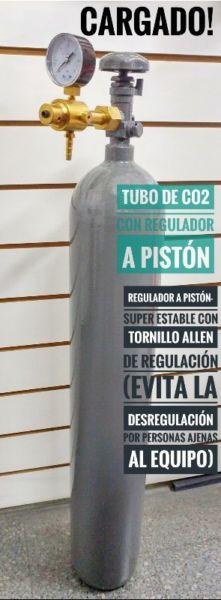 Tubo de CO2 7kg