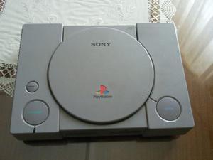 Vendo! Playstation 1 (funciona)