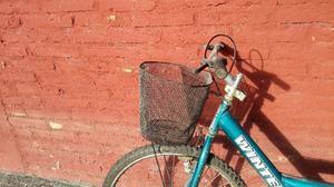 Bicicleta de paseo para mujer.