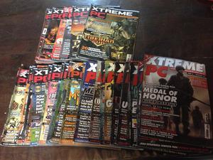 Lote De 30 Revistas Xtreme Pc Sin Cds