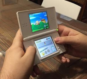Nintendo DS Lite + Juegos
