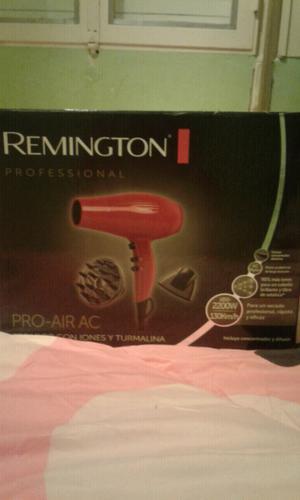 Secador de pelo REMINGTON como nuevo