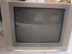 Televisor 21 pulgadas, con control, excelente estado
