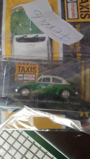 VOLKSWAGEN BEETLE coleccion taxis del mundo