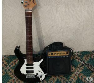 Combo De Guitarra Eléctrica Con Amplificador