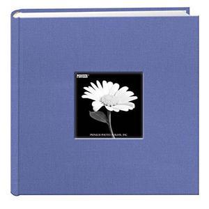 Cubierta Marco Tejido Álbum Foto 200 Bolsillos Sostener 4x6