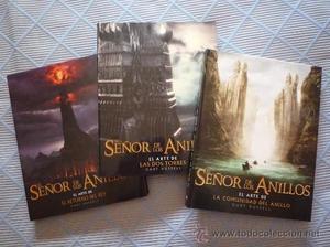 El Arte De El Señor De Los Anillos, Tolkien, Jackson
