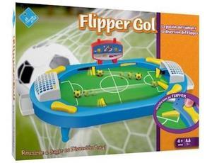 Flipper Gol - El Duende Azul