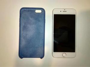Iphone 6 16gb Con Funda Y Accesorios Originales - Envio Caba