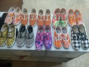 Lote de calzado de mujer 70 pares liquidacion!!!!