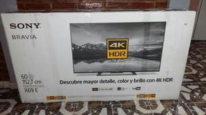 SMART TV SONY ULTRA HD 60 PULGADAS
