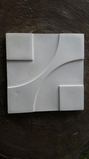 moldes para placas de yeso 3d