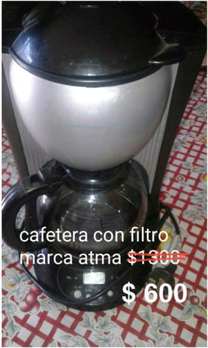 vendo cafetera nueva
