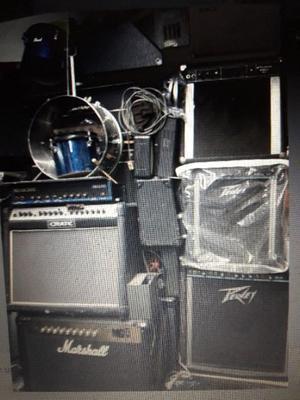 Amplificadores guitarras liquido