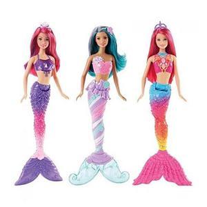 Barbie Reinos Mágicos Sirena Surtido