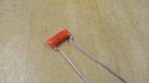 Capacitores Orange Drop (uf Orange Drop)