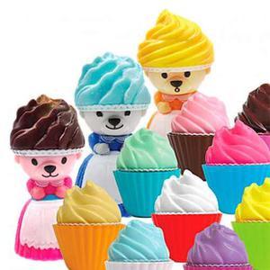 Muñeca Cupcake Bears Mini Osito Con Aroma